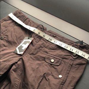 Victorinox Brown Ski Pants - Small